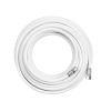 SureCall Flare RG-6 Cable White