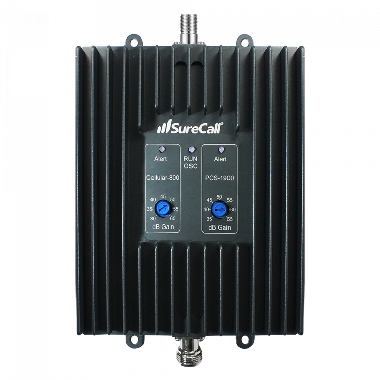 SureCall FlexPro Booster Front