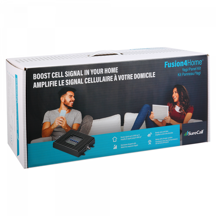 SureCall Fusion4Home Yagi Panel Box