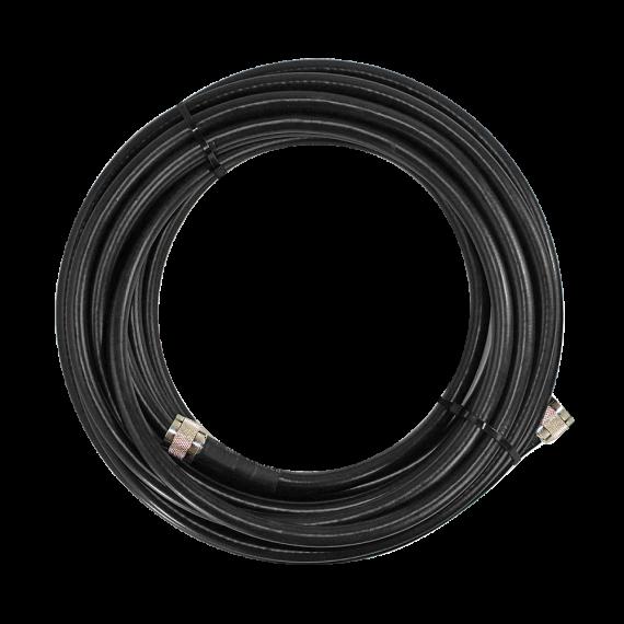 SureCall 400 Black Coax Cable 20 feet SC-001-20