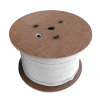 SureCall 400 White Coax Cable 1000 feet SC-002-1000 white