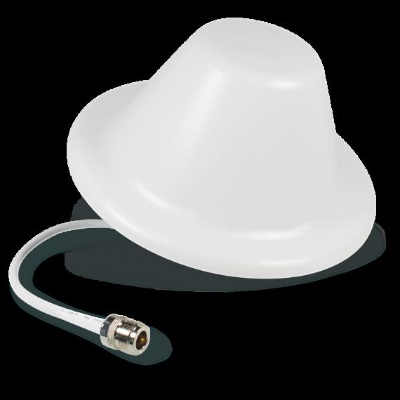SureCall WideBand Dome Antenna TNC SC-222W-TNC