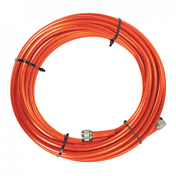 SureCall 400 Plenum Coax Cable 30 feet length SC-PL-30FT