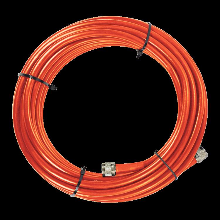 SureCall 400 Plenum Coax Cable 30 feet length SC-PL-30FT