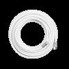 SureCall RG-6 White Coax Cable 50 feet SC-RG6-50