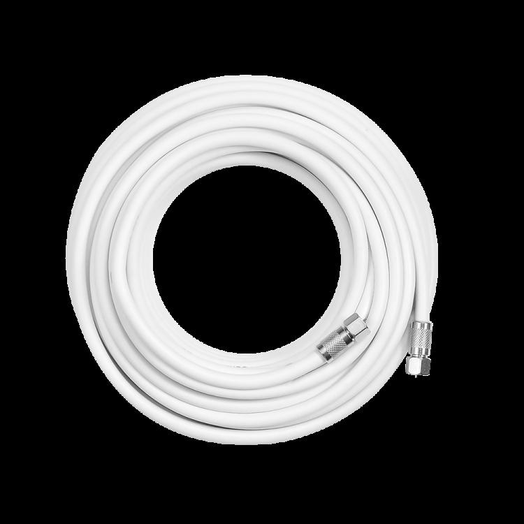 SureCall RG-6 White Coax Cable 75 feet SC-RG6-75