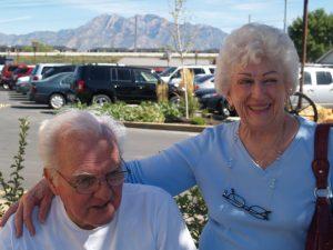 Gramps and Mama Roro