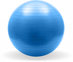 Isotropic Antenna is like an exercise ball