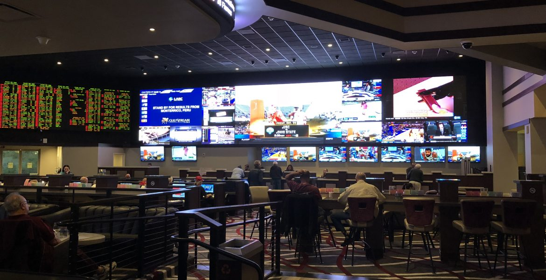JW Marriott Rampart Casino Force5 signal booster install