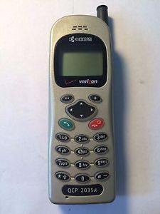 Kyocera Cell Phone