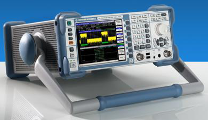 Rohde & Schwarz Spectrum Analyzer