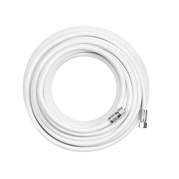 SureCall Flare 3.0 RG-6 Cable White