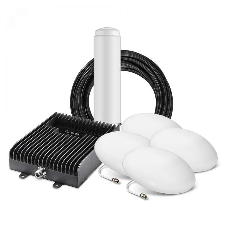 Fusion 5X 2.0 Omni 4 Ultra-Thin Booster Kit